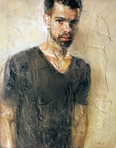 Timothy Brainard Portrait by Judith Peck 2013